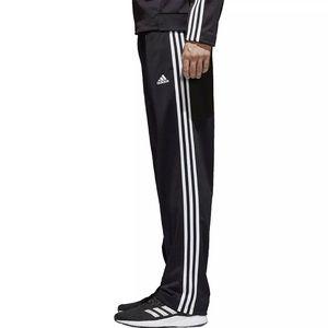 Adidas 3 Strip Tricot Track Pant Big & Tall 4XL
